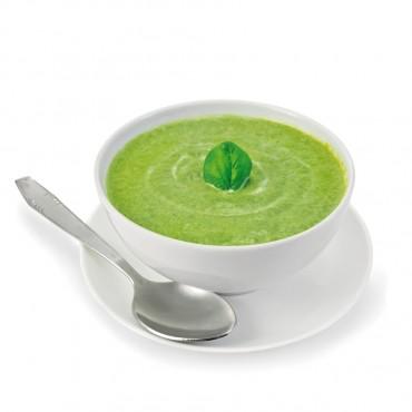 Schmeckt  auch als warme oder kalte Gemüse-Suppe. (Abbildung ist ein Rezeptvorschlag und zeigt nicht den Lieferumfang.)