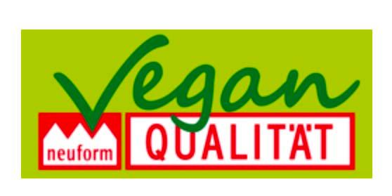neuform qualtität vegan