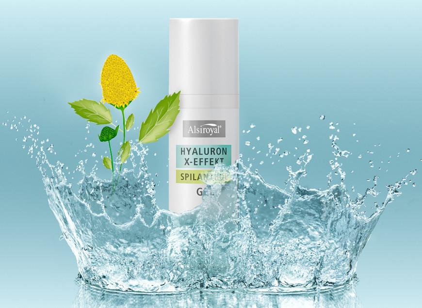 8 x Hyaluron + Pflanzen-Botox*